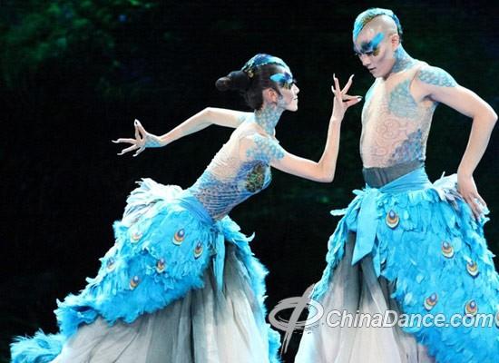 中国当代十大美女舞蹈家盘点