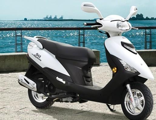 铃木海王星125踏板车怎么样
