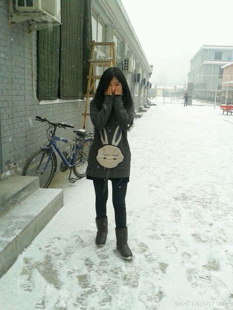 下雪了下雪了【钟祥三中吧】_百度贴吧