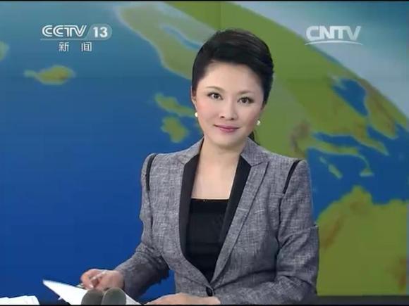 cctv13主持人紫凝_4月30日 13点 《新闻直播间》 紫凝
