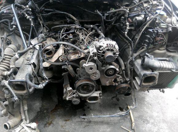 帕萨特领域1.8t发动机大修全过程!
