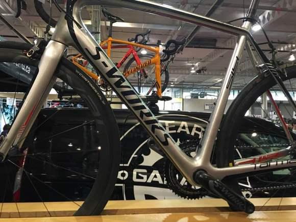 多伦多自行车展图片
