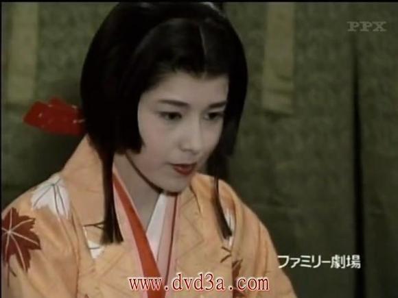 后来的镰仓,室町时代的大部分女性也习惯这种发型.图片