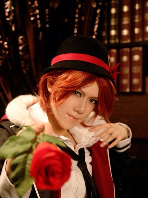 lovers 魔鬼恋人cosplay 高清图片