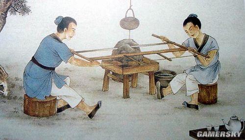 锯子发明者不是鲁班,1973年在陕西蓝田出土的西周时期的