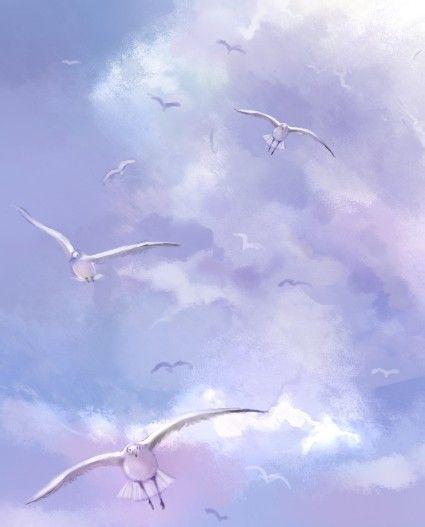 【教程】 我的云朵是怎么画的哈图片