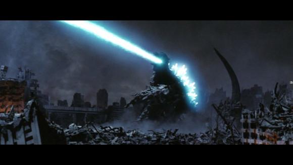 回复:【图解】哥斯拉最终战役--战斗过程,领略一下终焉的王者之风
