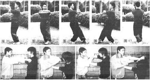 【红棉常咏春拳】广州咏春十二式演式图片