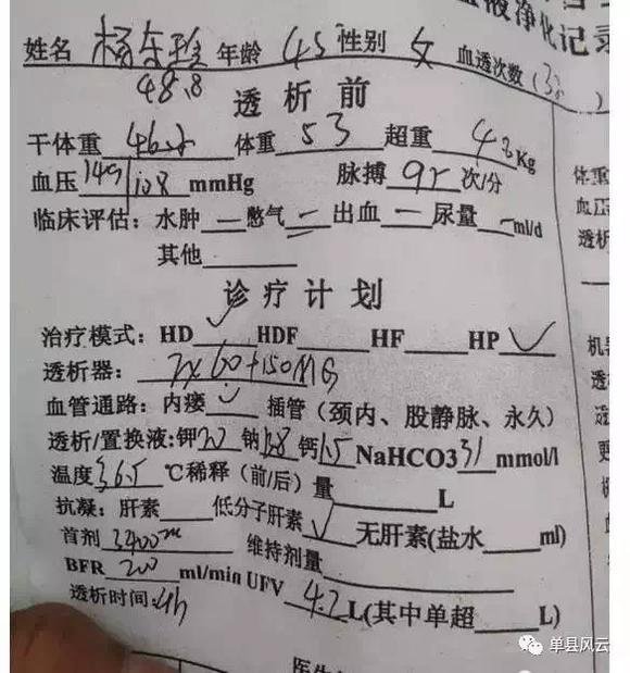 【图片】单县海吉亚医院又出事了!一年来五例人命啊!