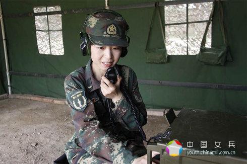 【开开眼界】二炮女兵改写导弹命中精度纪录 荣立一等功