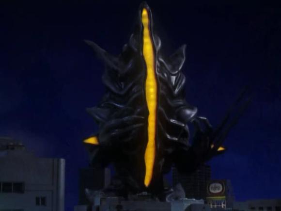 【最强—奥特曼—怪兽】巨大异形兽—撒旦比佐