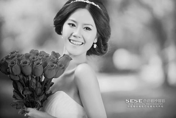 五月色色亚洲_【西樵色色婚纱摄影】短发新娘拍婚纱照四大技巧