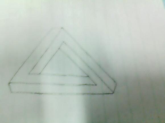 素描立体几何图形图解图片