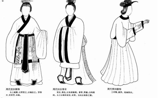 中国古代服饰 by 洛菲印象公主馆图片