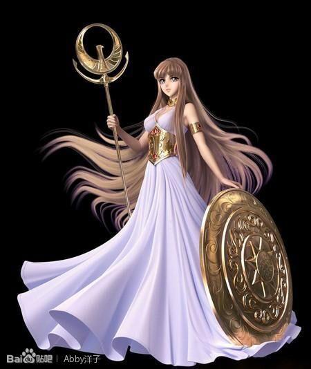 希腊女神 athena ·雅典娜