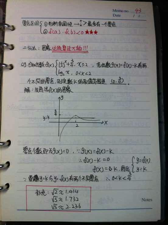 高一 数学图片