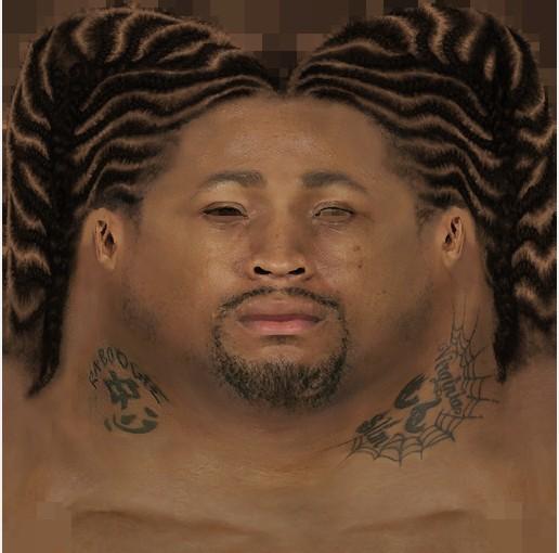 艾佛森忠字纹身图片展示图片