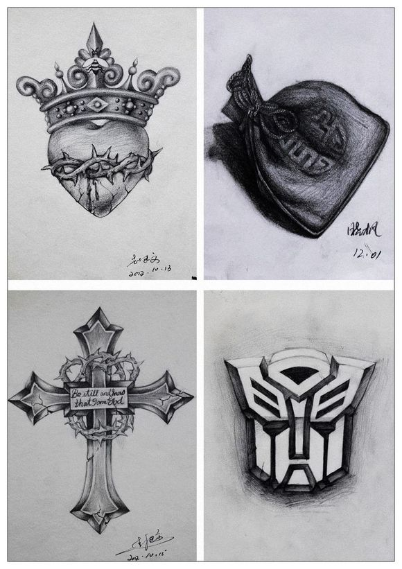 纹身的分类图片
