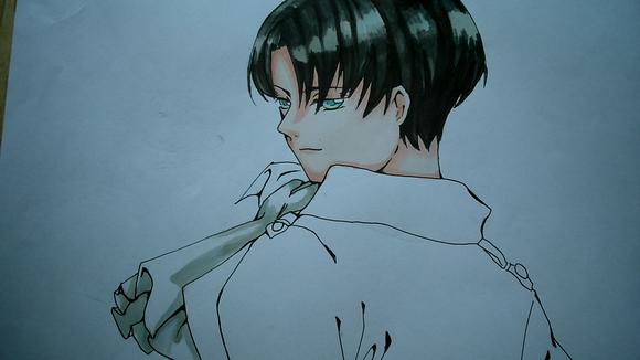 【利艾】兵长×艾伦的各种有爱c_发型设计图片