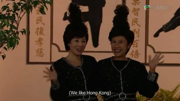 筷子姐妹花 《荃加福禄寿探案》里也出现过