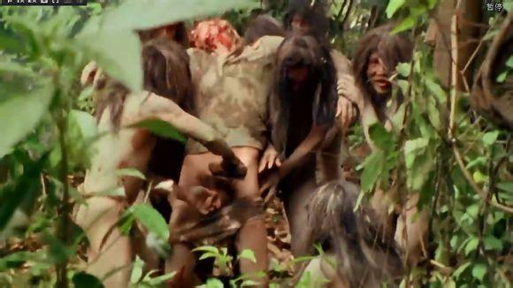 森林游戏女野人的图片展示图片