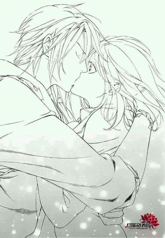 """回复:【少女漫画中那些让你怦然心动的""""吻戏""""】图片"""
