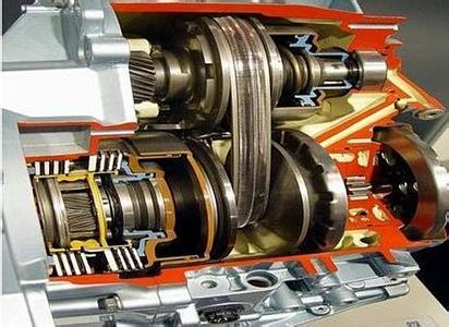 自动变速箱 无极变速箱 双离合变速箱各自的优缺点 cvt无级变速器图片