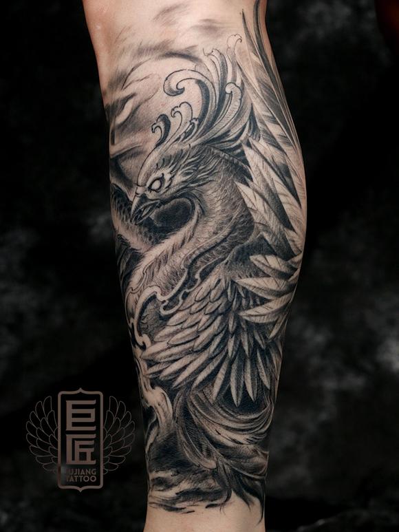 【图片】回复:总有一款适合你—— 巨匠精美小纹身图片