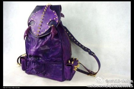 【怨灵人偶】有关大东紫色背包包的新闻图片