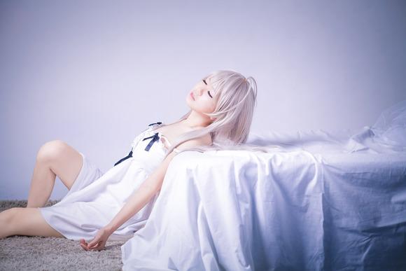 穹妹cosplay茶叶小果