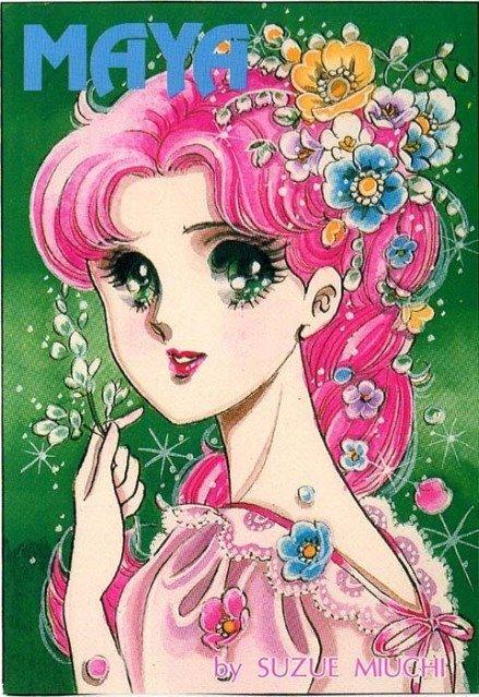 玻璃假面�ybi_【分享】更多美内老师的《玻璃假面》插图