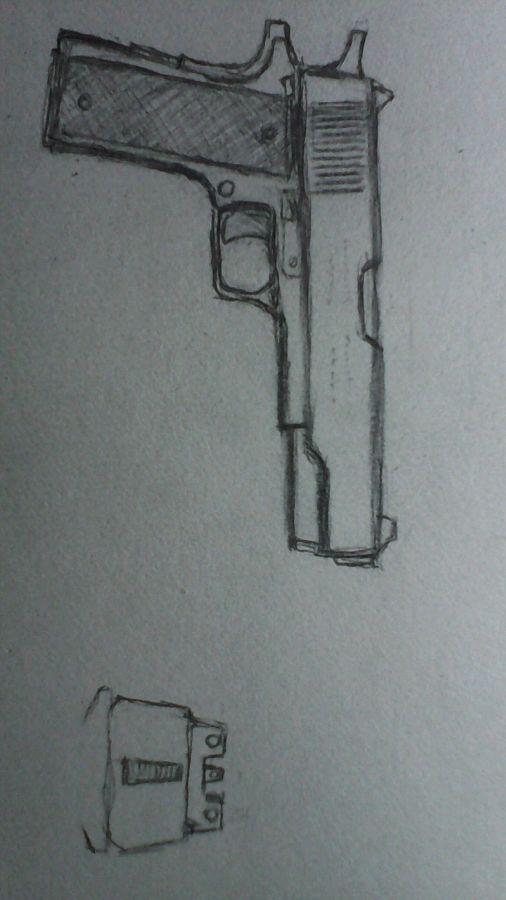 【脑洞】个人觉得codol可以出的枪图片