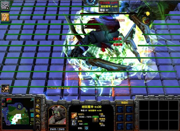 魔兽争霸僵尸岛3秘籍