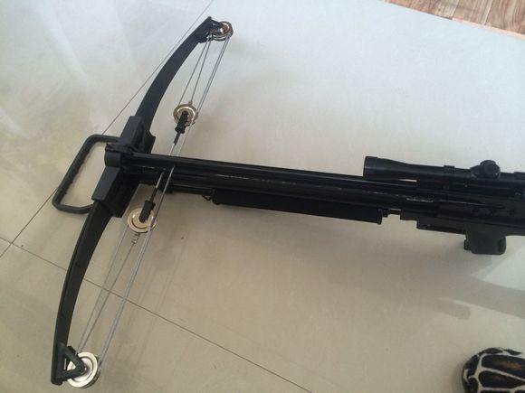 美猎单体弓制作方法