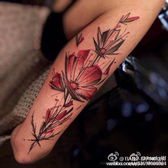 这纹身能纹不能?图片