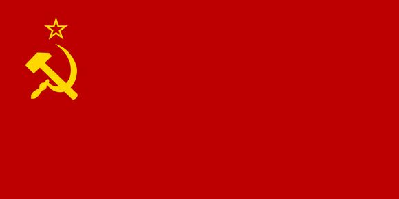 苏维埃社会主义共和国联盟 国旗:铁锤镰刀五角星红旗图片