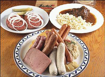 回复:【申精】美食杂谈第二期·被英国菜毁三观后,来看看德国菜吧图片