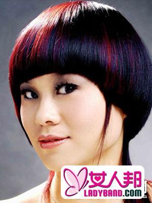 流行发型:沙宣发型图片图片