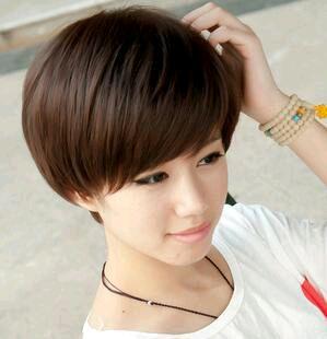 女士最喜欢的十款短发发型(7)图片