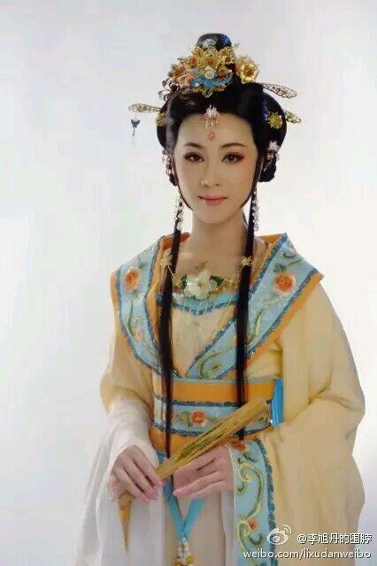 【越迷天下】◆最美的越剧王派花旦单仰萍,李旭丹图片