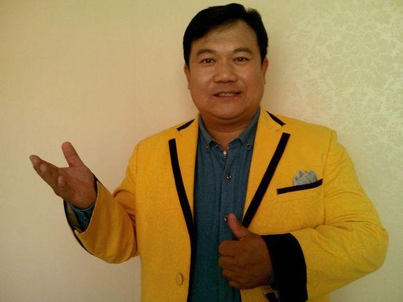 2014年11月22号23号茫然哥张伟宏在滨州大海选.