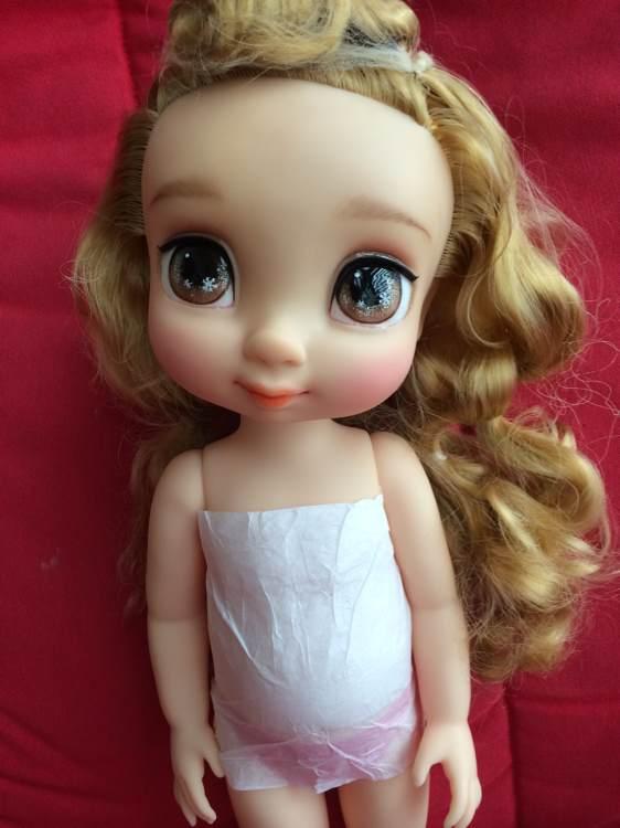 妆费80懒得20店铺cc沙龙娃娃改妆另,卸妆重新开贴沃马积木玩具店图片