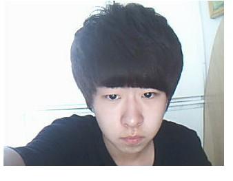 包子脸的男生适合什么样的发型?图片图片