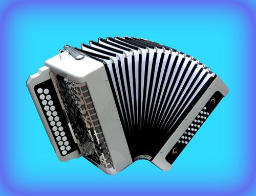 咖拉莫尼是一种非常简便的巴扬【手风琴爱好者吧】图片