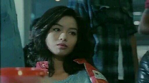 《古惑仔1之人在江湖》里山鸡女朋友图片