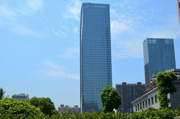 长沙世界第一高楼