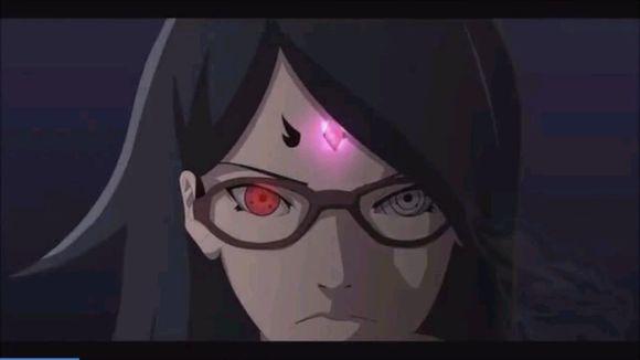 【火影忍者 博人传】佐良娜出生不在木叶,佐助和小樱何时在一起的?图片