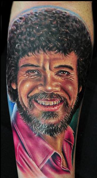 西方大师纹身作品图片图片