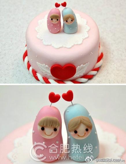 【图贴】超1000款婚礼蛋糕创意蛋糕图集 by北极熊(整理)图片