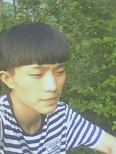 【男生发型】男学生最新斜刘海发型图片图片